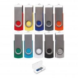USB-1510 DÖNER METAL USB BELLEK