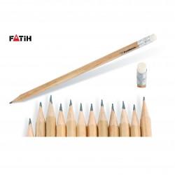 OZK-3430 Köşeli Silgili Kurşun Kalem