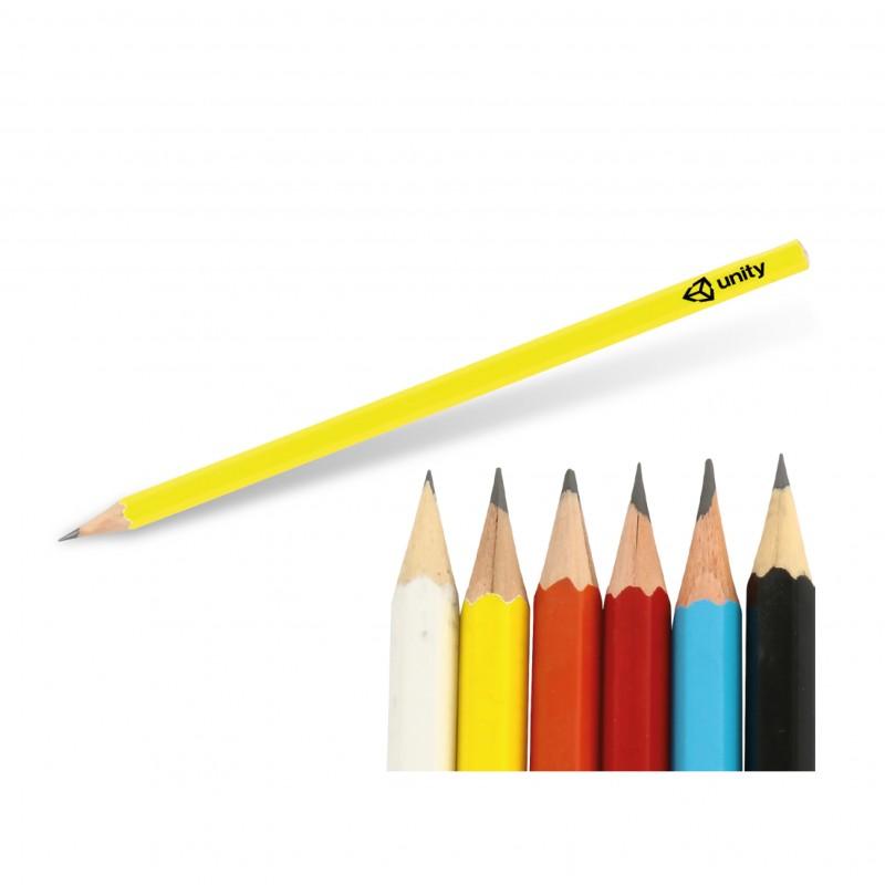 OZK-3451 Renkli Köşeli Kurşun Kalemler