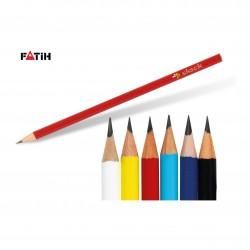 OZK-3460 Renkli Yuvarlak Kurşun Kalem
