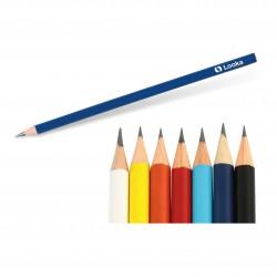 OZK-3461 Renkli Yuvarlak Kurşun Kalem