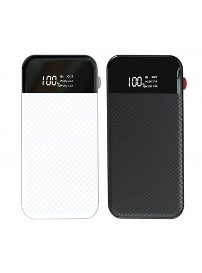 PWR-1010 Powerbank 10.000 mAh