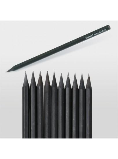 OZK-3500 Latalı Siyah Köşeli Kurşun Kalem