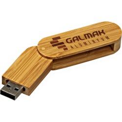USB-1660 AHŞAP USB BELLEK