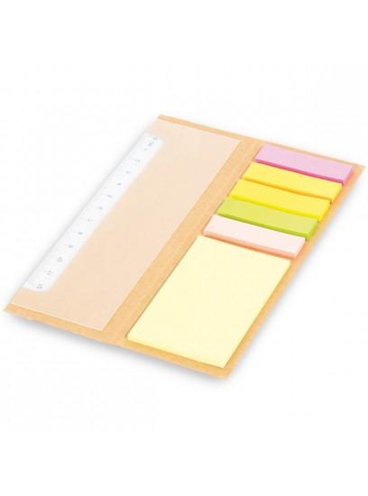 GDU-6450 Renkli Yapışkanlı Notluk