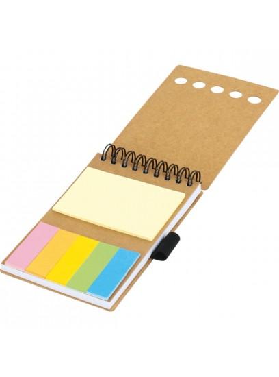 GDU-6340 Renkli Yapışkanlı Notluk